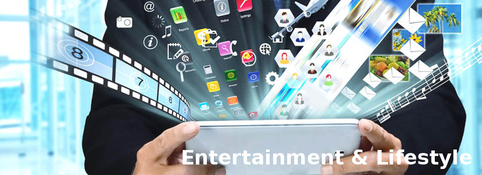Indie Entertainment and Lifestyle Portal